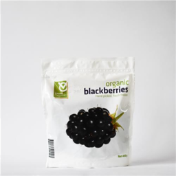 Photo of Viking Organic - Frozen - Blackberries - 400g