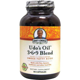 Photo of Udo's Oil Blend 1000mg 90cap (Order Only)