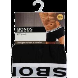 Photo of Bonds Mens Fit Trunk Black