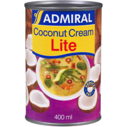 Photo of Admiral Coconut Milk Lite 400ml