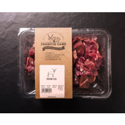 Photo of Premium Game Wild Venison Dice 500g
