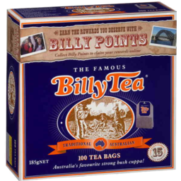 Photo of Billy Tea 100s Billy Pack