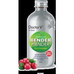 Photo of Doctor V Bender Mender Wild Cranberry 300ml