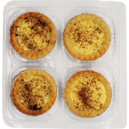Photo of Mini Custard Tarts 4 Pack