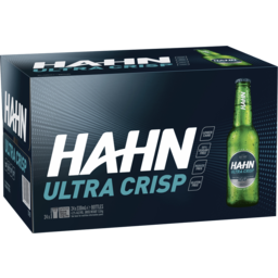 Photo of Hahn Ultra Crisp Bottles