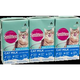 Photo of Smitten Cat Milk 3 Pack