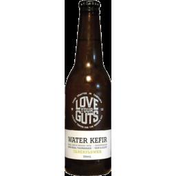 Photo of Lyg Water Kefir Rasp/Mint 330ml