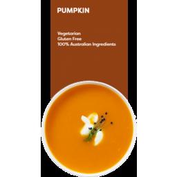 Photo of Marisa's Kitchen Pumpkin Soup 500ml
