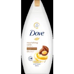 Photo of Dove Nourishing Care With Argan Oil Body Wash 500ml