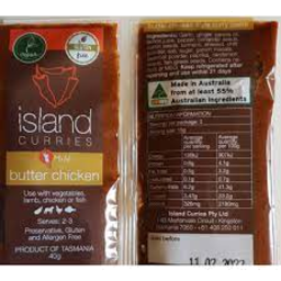 Photo of Island Curries Butter Chick 50gm