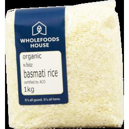Photo of Wholefoods House Rice Basmati 1kg