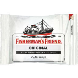 Photo of Fishermans Friend Original 25g