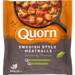 Photo of Quorn Meat Free Swedish Style Meatballs 300g