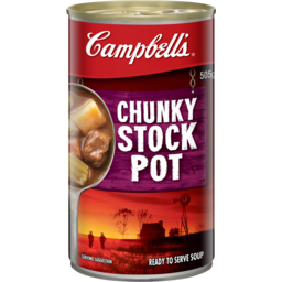 Photo of Campbell's Chunky Soup Stock Pot 505g