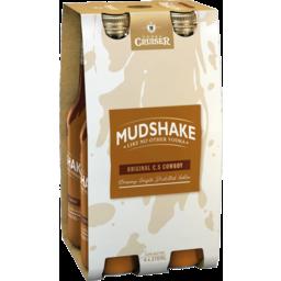 Photo of Vodka Cruiser Mudshake C.S Cowboy 270ml 4 Pack