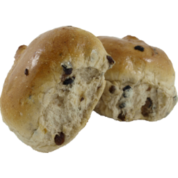 Photo of Phoebe's Not Cross Fruit Buns 6 pack