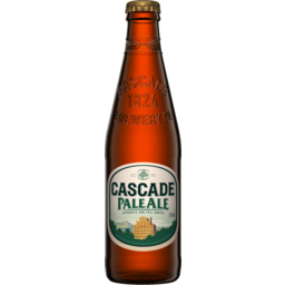 Photo of Cascade Pale Ale Bottles