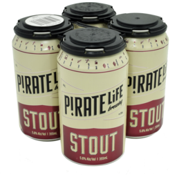 Photo of Pirate Life Stout Can