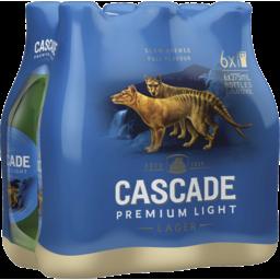 Photo of Cascade Premium Light 6 X 375ml Bottles 2.4% 375ml
