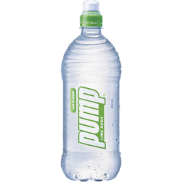 Photo of Pump Lime Rush Water Bottle 750ml