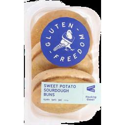 Photo of Gluten Freedom Sweet Potato Sourdough Buns