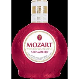 Photo of Mozart White Strawberry