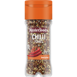 Photo of Masterfoods H&S Chilli Flakes Hot 18g