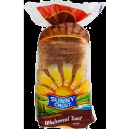 Photo of Sunny Crust Wholemeal Toast 600g
