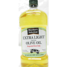 Photo of Member's Selection Extra Light Olive Oil