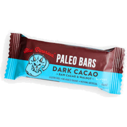 Photo of Blue Dinosaur Paleo Bars Dark Cacao 45g