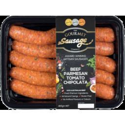 Photo of Sausages Chpta Bf Tmt Parm465g M465g