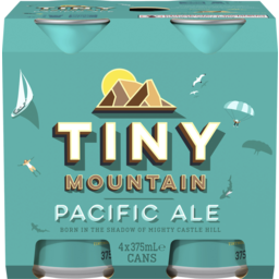 Photo of Tiny Mountain Pacific Ale Can