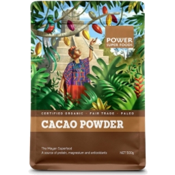 Photo of Power Super Foods Cacao Raw Powder 250gm