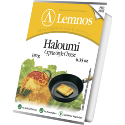 Photo of Lemnos Haloumi Cyprus Style Cheese 180g