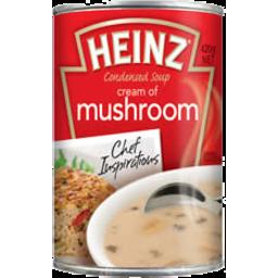 Photo of Heinz Condensed Soup Creamy Mushroom 420g