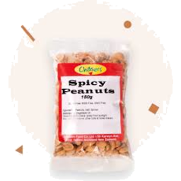 Photo of Chasers Spicy Peanuts 150g