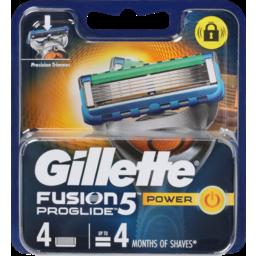 Photo of Fusion Proglide Power Cartridge 4