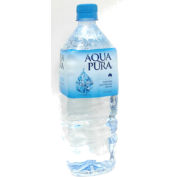 Photo of Aqua Pura Pure Water 1.25lt