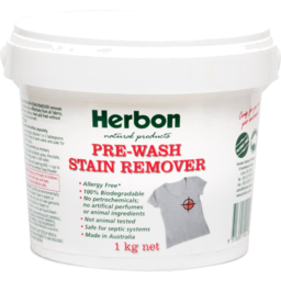 Photo of Herbon Stain Remover - Pre Wash