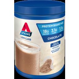 Photo of Atkins Shake Mix Chocolate 330g