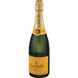 Photo of Veuve Clicquot Brut Champagne 750ml