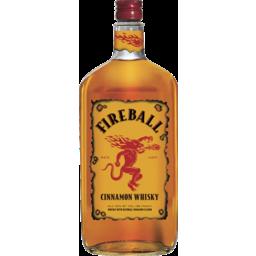 Photo of Fireball Cinnamon Whisky 1L