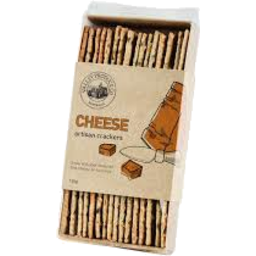 Photo of Valley Produce Artisan Crackers Cheese 130g