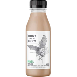 Photo of Hunt And Brew Cold Brew Coffee Brazil 400ml