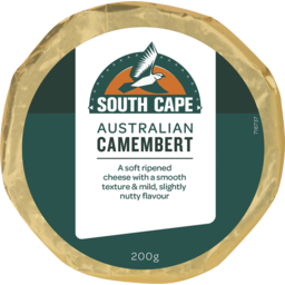 Photo of South Cape Camembert 200g