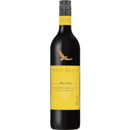 Photo of Wolf Blass Yellow Label Cabernet Sauvignon