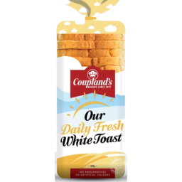 Photo of Coupland's Daily White Toast 550g