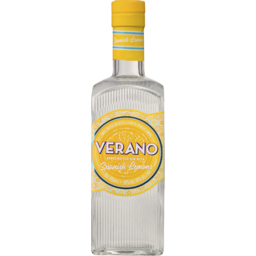 Photo of Verano Gin Lemon