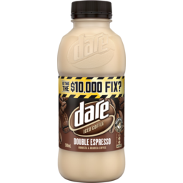Photo of Dare Iced Coffee Double Espresso 500ml Bottle