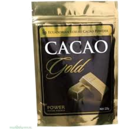 Photo of POWER SUPER FOOD:POW Cacao Gold Powder 225g